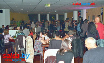 Casanova in Nürnberg: Salsa-Party