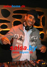 DJ Alejandro de la Cruz, Nürnberg