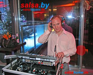 DJ Fabio Dessi in Nürnberg am 2.1.2010