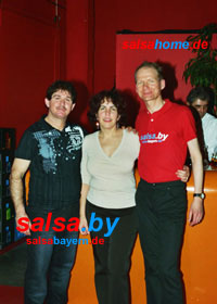Jam-Club in Nürnberg - Salsa in Bayern