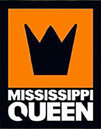 Mississippi Queen in Nürnberg - Logo