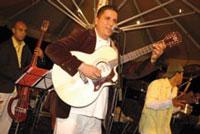 Rafael Pareja & La Sandunga live in der Schrannenhalle