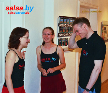 Salsa Shirts im Studio 13 in Bamberg
