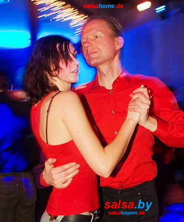 Salsa-Tanzkurse