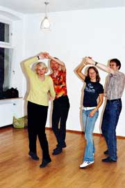 Salsa dance classes in Bamberg