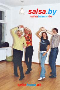 Kurs tańca salsy Bamberg