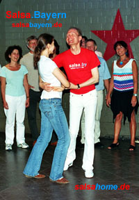 Salsa-Tanz-Kurse in Erlangen