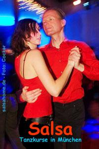 Salsa-Tanzkurse in München