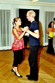 Танцевальные курсы сальсы в Нюрнберге