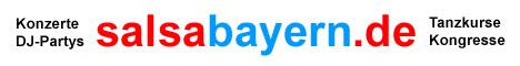 Salsa Bayern - Banner 468 x 60 Pixel